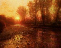 Brent Cotton Solitude of the River