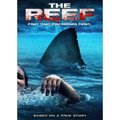 A great white shark hunts the crew of a capsized sailboat along the Great Barrier Reef. Tim Burton, Shark S, Shark Week, Friends Set, Video On Demand, Black Water, Great White Shark, Creature Feature, Great Barrier Reef