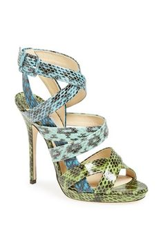 Jimmy Choo 'Dido' Leather Sandal available at #Nordstrom