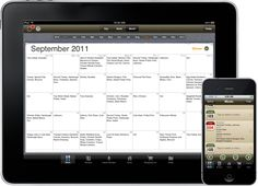 This is a Menu Planner app for iPhone/iPad (with web access too). I just got it today, so full review TBD - but it's great so far! I can easily import recipes from many well-known websites, or manually enter my own. I plan out the meals for each day, and can add ingredients to a shopping list (and add other items to shopping list too). FINALLY an app that combines it all!