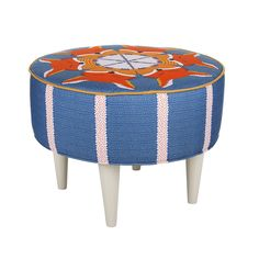 Discover the Orwell and Goode Fox Footstool at Amara