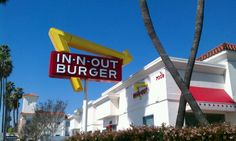 Located close to Hollywood Blvd, this In -N-Out location is walking distance from many Hollywood attractions. With a basic menu of burgers, fries, and milkshakes, you would not expect it to be as delicious as it is! A definite  must try while in Cali.