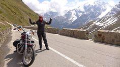 HARRASTUKSET: Moottoripyöräily tuo sisältöä elämääni kesäisin. Se on itsensä ylittämistä, vauhdin hurmaa ja uusiin ihmisiin ja paikkoihin tutustumista. Se on myös loistavaa pään tyhjennystä, jolloin vanhat ajatukset väistyvät ja tulee tilaa uusille.