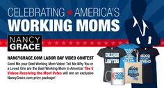 Are You a Working Mom? Do you know an amazing Working Mom who is balancing the demands of home and a career? I want to hear from you! Submit your video TODAY! xxNG