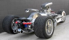 Modellnews: Hemi Trike Rocket II - 1000ps.at