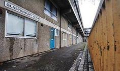 Anti Social Design - Green Man Lane Estate in Ealing