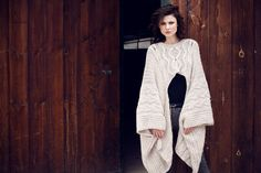 LANAS STOP, IVAR, #winter #fall 2014 / 2015 #pioneros #knitting #fashion #lanasstop