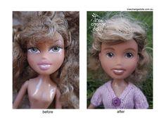 Zdjęcie numer 15 w galerii - Z wampa w dziewczynkę. Dlaczego Sonia Singh przerabia lalki Barbie?