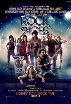 Rock of Ages (2012) movie #poster, #tshirt, #mousepad, #movieposters2