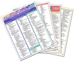 Exam Quick Notes http://counselingexam.com/nce/product/display/tidbits.php #counseling