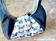 Link to Free Pattern Bolso Mariposas