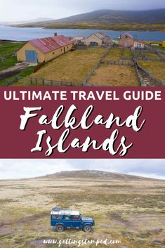 Two Weeks in the Falkland Islands Itinerary and Travel Guide | The Falkland Islands are one of those rare places left where you can escape the modern world, located 300 miles to the east of the bottom tip of South America. Their remote location has left the Falklands a place for one of a kind wildlife encounters. | Getting Stamped - Couple #Travel & #Photography #Blog | #FalklandIslands #SouthAmerica  | south america travel Travel Plan, Us Travel, Beautiful Islands, Beautiful Places, Top All Inclusive Resorts, Travel Guides, Travel Tips, South America Travel, Outdoor Adventures