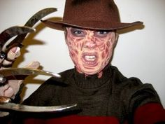 halloween, holidays, halloween costumes, homemade, Freddy Krueger, a nightmare on elm street, Unlimited Elizabeth