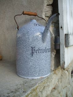 ANTIQUE FRENCH Graniteware