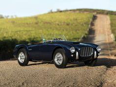 1954 Siata 208S Spider