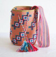 Mochilas : Mochila wayuu mediana