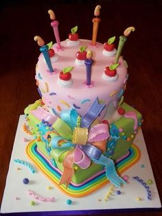 I want a cake like this for my b-day!