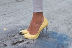 Nice things: Spring shoes part 1