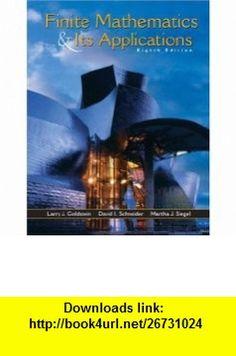 Finite Mathematics and Its Applications (9780130466204) Larry J. Goldstein, David I. Schneider, Martha J. Siegel , ISBN-10: 0130466204  , ISBN-13: 978-0130466204 ,  , tutorials , pdf , ebook , torrent , downloads , rapidshare , filesonic , hotfile , megaupload , fileserve