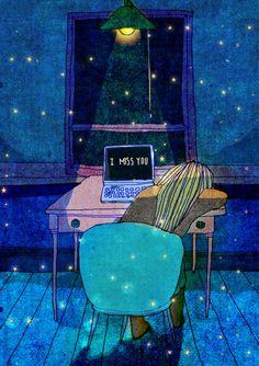 #tristeza #extrañar #soledad