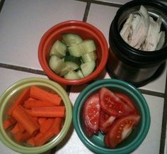 10 Super-Efficient Steps to Packing Paleo School Lunches