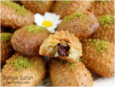 Turkish Sweets, Baked Potato, Rum, Tart, Food And Drink, Potatoes, Baking, Ethnic Recipes, Sultan