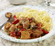 Slow-Cooked Italian Chicken and Mushrooms - Joy of Kosher