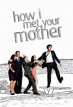 -How I Met Your Mother poster