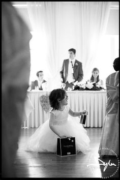 Wedding speeches/gifts at the Dunadry Hotel - photograph by Dylan McBurney