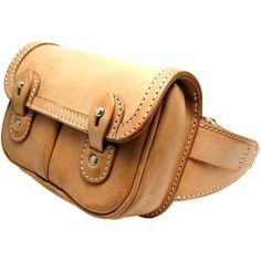 Next level Japanese leather fanny pack