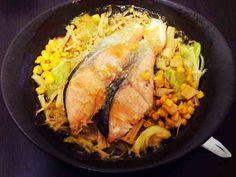 フライパンで楽チン♡鮭のちゃんちゃん焼きの画像