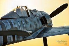 ❦ FW-190 Focke Wulf by TwoZeroWest on Flickr.