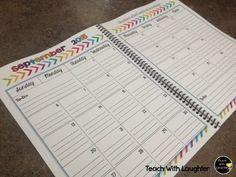 FREE 2015-16 printable calendar
