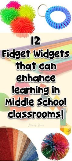 Ready to incorporate fidget tools into your classroom management plan? These 12…