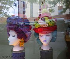 yarn shop window displays | Yarn Shop Ladies of Style - Downtown Missoula, MT