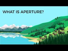Camera Basics - Aperture - YouTube