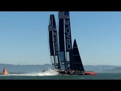 America's Cup: Practice Races: Oracle Team USA, 30 Aug 2013