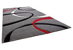 Prachtig vloerkleed met gekleurde design cirkels.Het kleed is gemaakt van 100 % polypropyleen wat de garantie biedt voor een jarenlang plezier.
