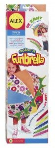 Alex Color a Funbrella Umbrella Craft Set, Multicolor Alex Toys, Thing 1, Glitter Paint, Color Activities, Panel Art, Toy Craft, Niece And Nephew, Christmas Is Coming, Gifts For Kids