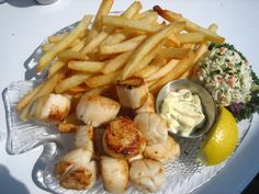 Once Upon A Feast - Every Kitchen Tells Its Stories: My Top Nova Scotia Foodie Treats Fresh Scallops, Atlantic Canada, Fresh Seafood, Prince Edward Island, New Brunswick, Newfoundland, Nova Scotia, The Fresh, New England