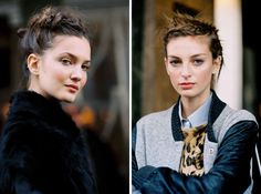Vanessa Jackman: London Fashion Week AW 2012...After Mulberry