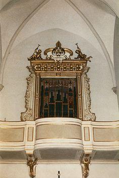 Firenze, San Niccoló sopr' Arno, organ #TuscanyAgriturismoGiratola