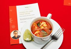 Lobster Laksa – A Recipe with a Malaysian Twist