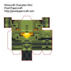 Papercraft Iron Helmet Steve MINECRAFT Pinterest - Spieletipps minecraft xbox one
