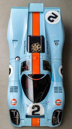 Gods Eye View of a Legend. . Photo by Zach James Todd for Canepa #Porsche917K #PorscheGulf #TopShot #TopView
