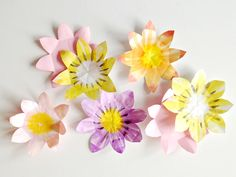 DIY Magic Blooming Paper Lily | Handmade Charlotte