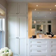 Closet Dresser, Transitional, closet, Crown Point Cabinetry