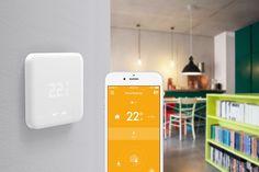 Tado Slimme Thermostaat    - Gebruiksvriendelijk  - Zelflerend  - Controle op afstand