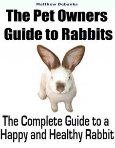 Rabbits make for a truly wonderful indoor companion. Not only do they have a cute appearance and a gentle nature they are also a very clean animal which is easy to litter train.