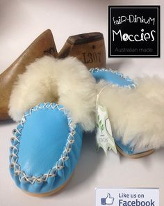 Made to last leather moccasins